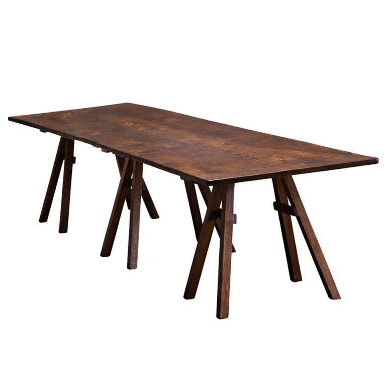 Dining Table Table Sawhorse