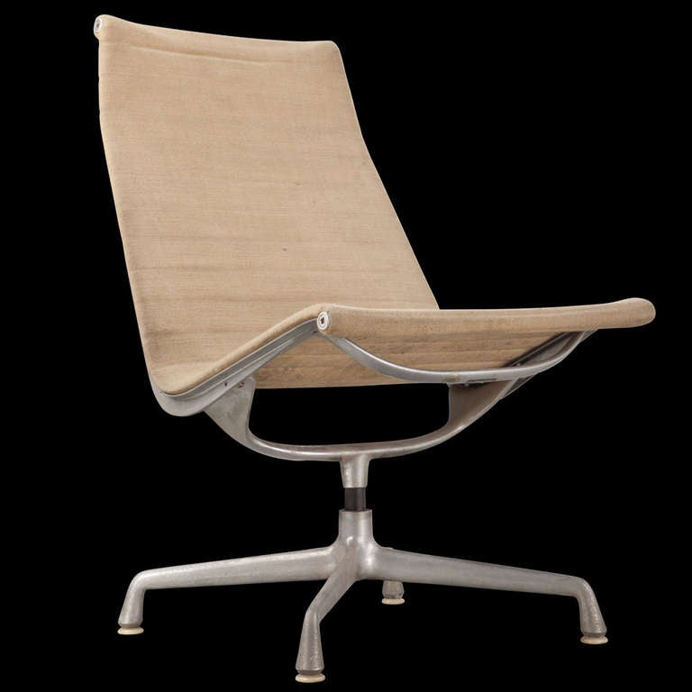 Eames Aluminum Group Outdoor Side Chair At 1stdibs