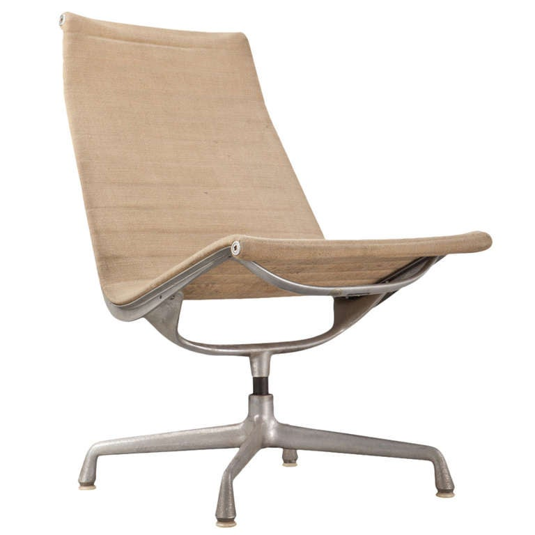 eames aluminum group outdoor side chair at 1stdibs. Black Bedroom Furniture Sets. Home Design Ideas