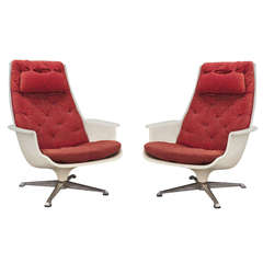 Robin Day Easy Chairs