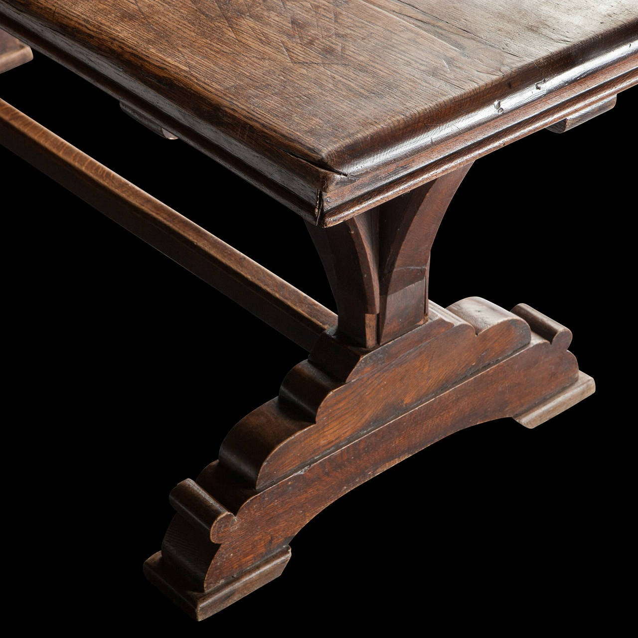 Gothic Refectory Table For Sale at 1stdibs : TABLE29764l from www.1stdibs.com size 1280 x 1280 jpeg 169kB