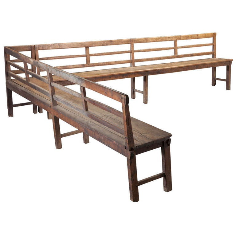 Long Wooden Benches 28 Images Primitive Long Wooden Bench At 1stdibs American Federal