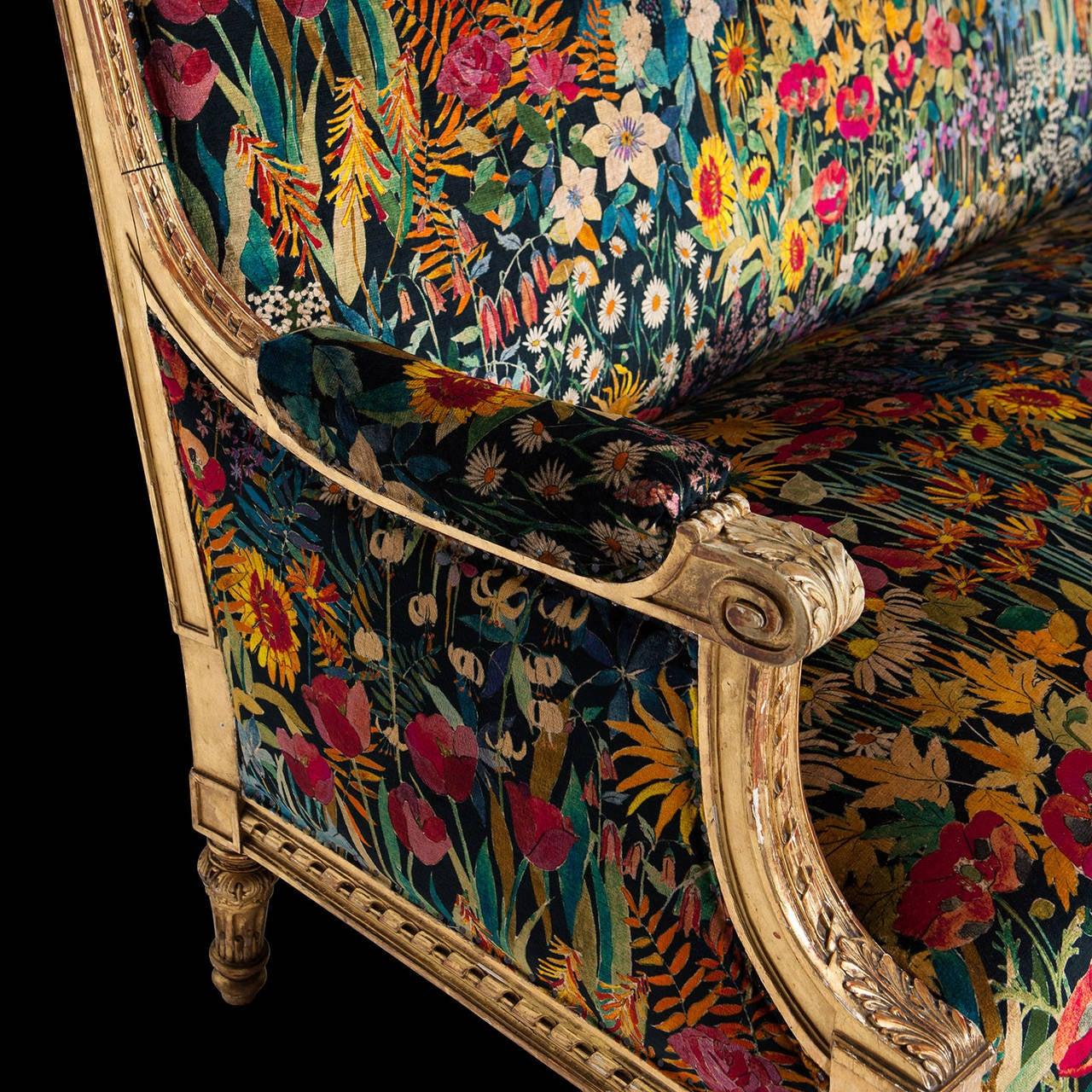Gilded Sofa 5