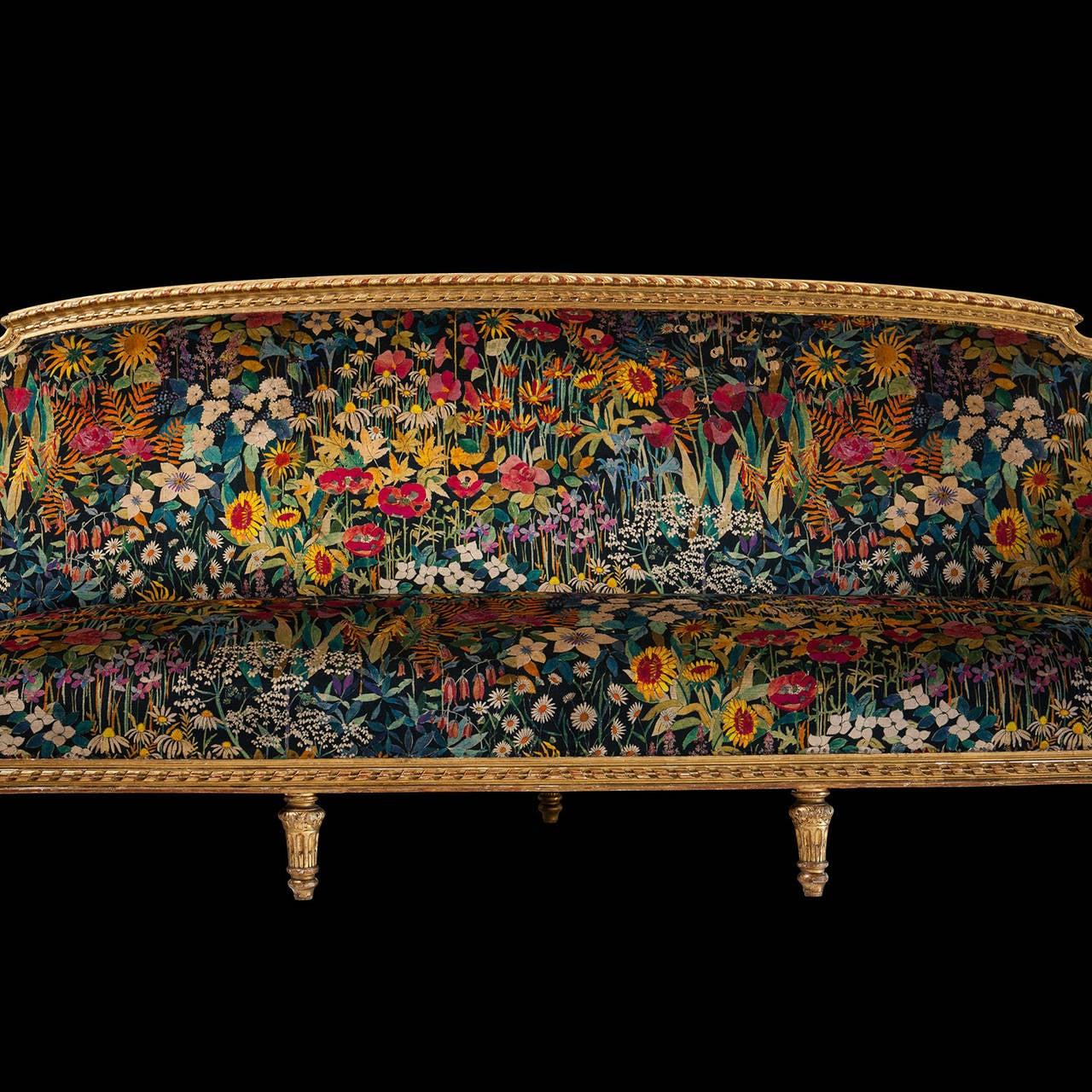 Gilded Sofa 3