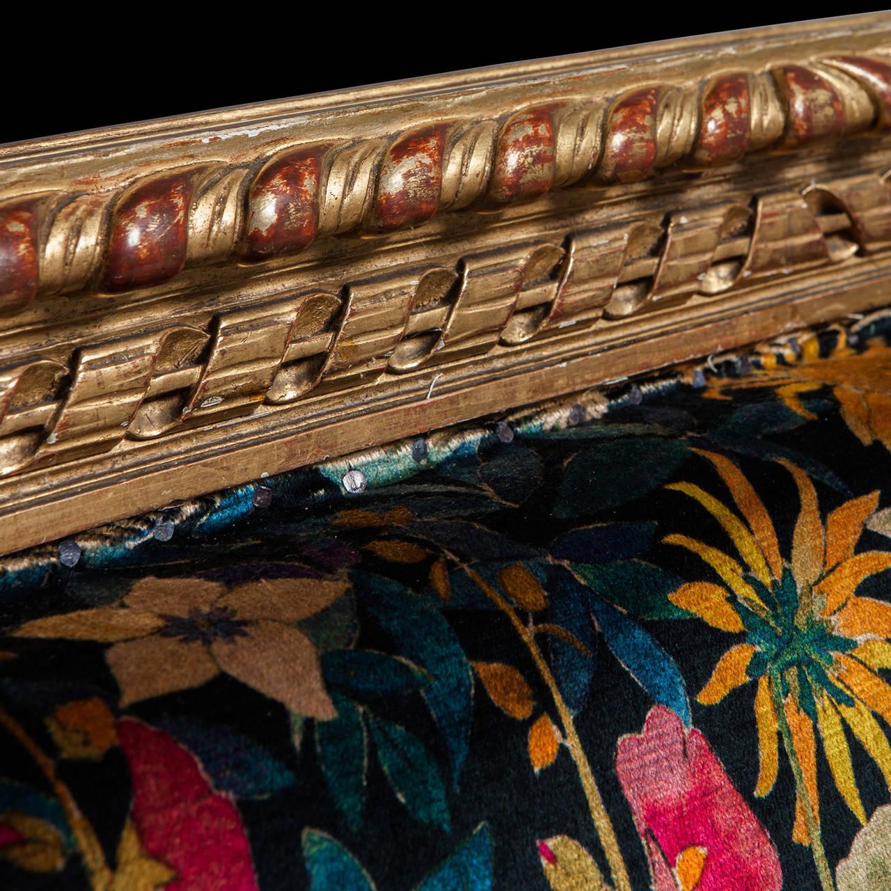 Gilded Sofa 10
