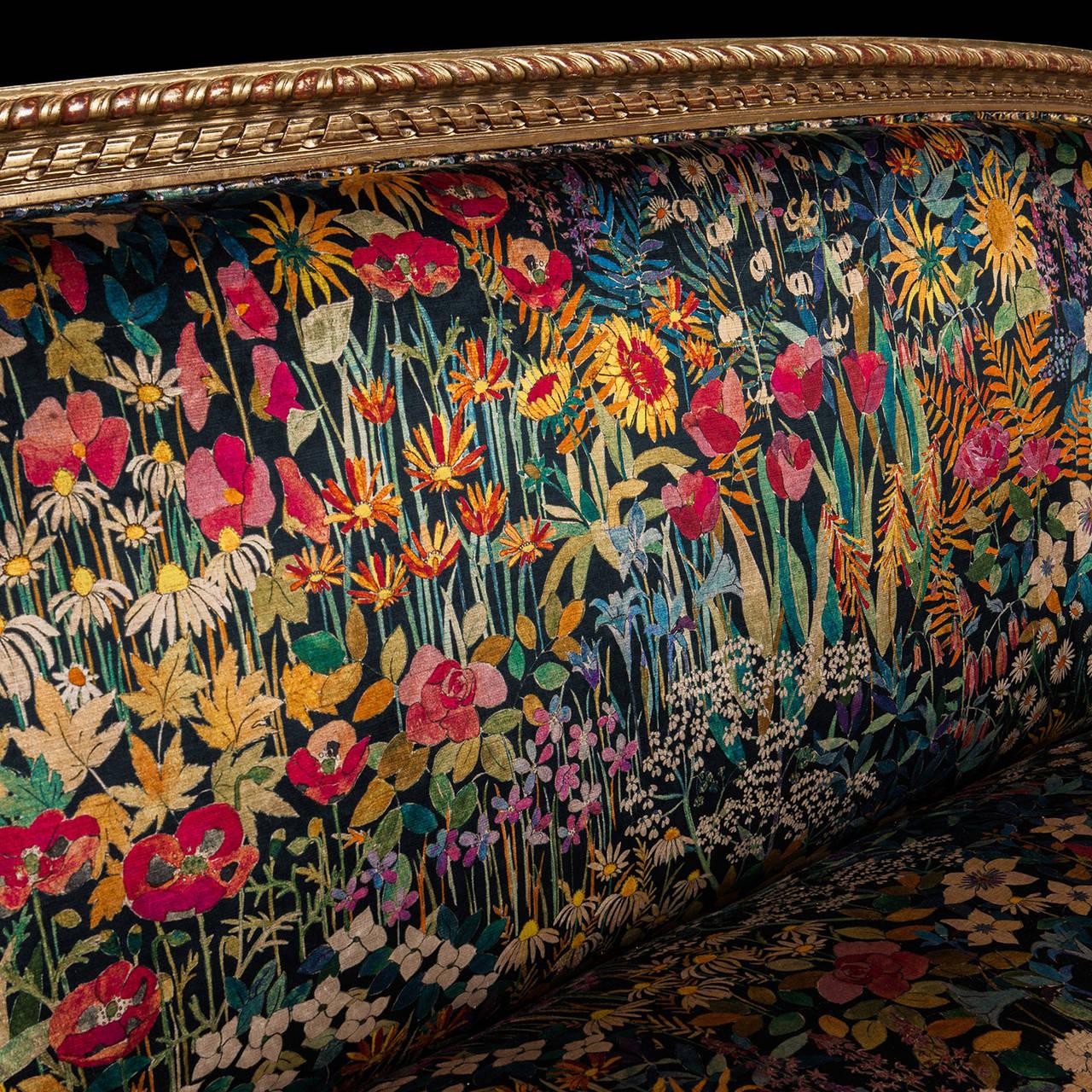 Gilded Sofa 6
