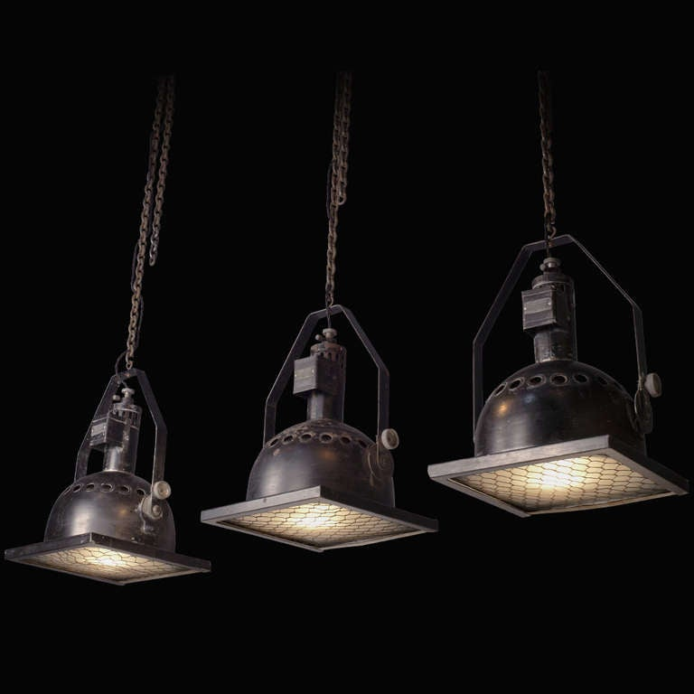 Industrial Photographers Overhead Light 6