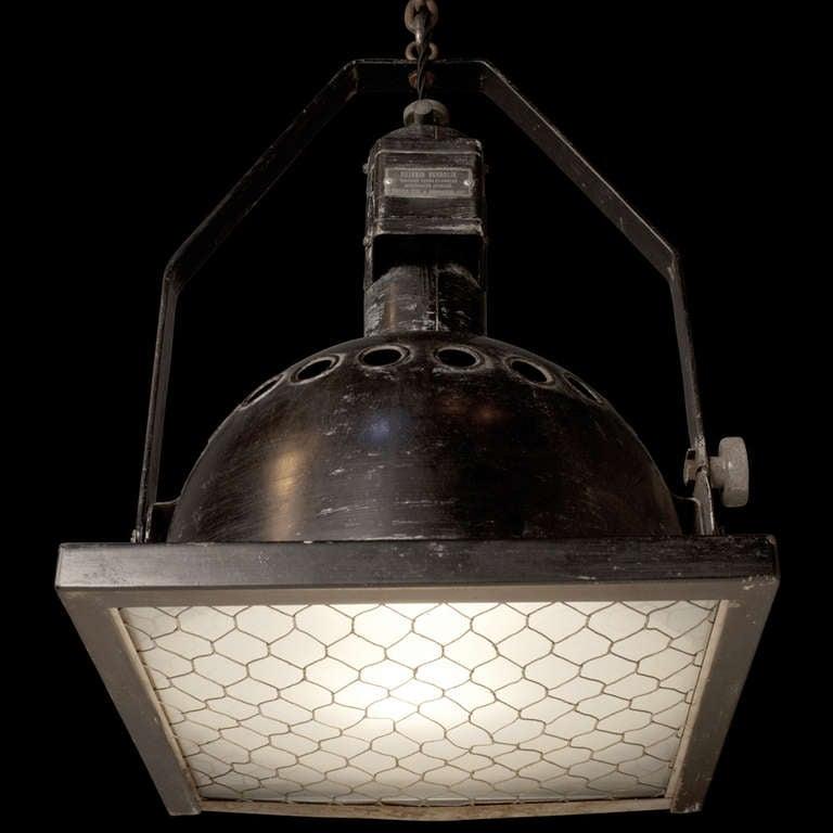 Industrial Photographers Overhead Light 4