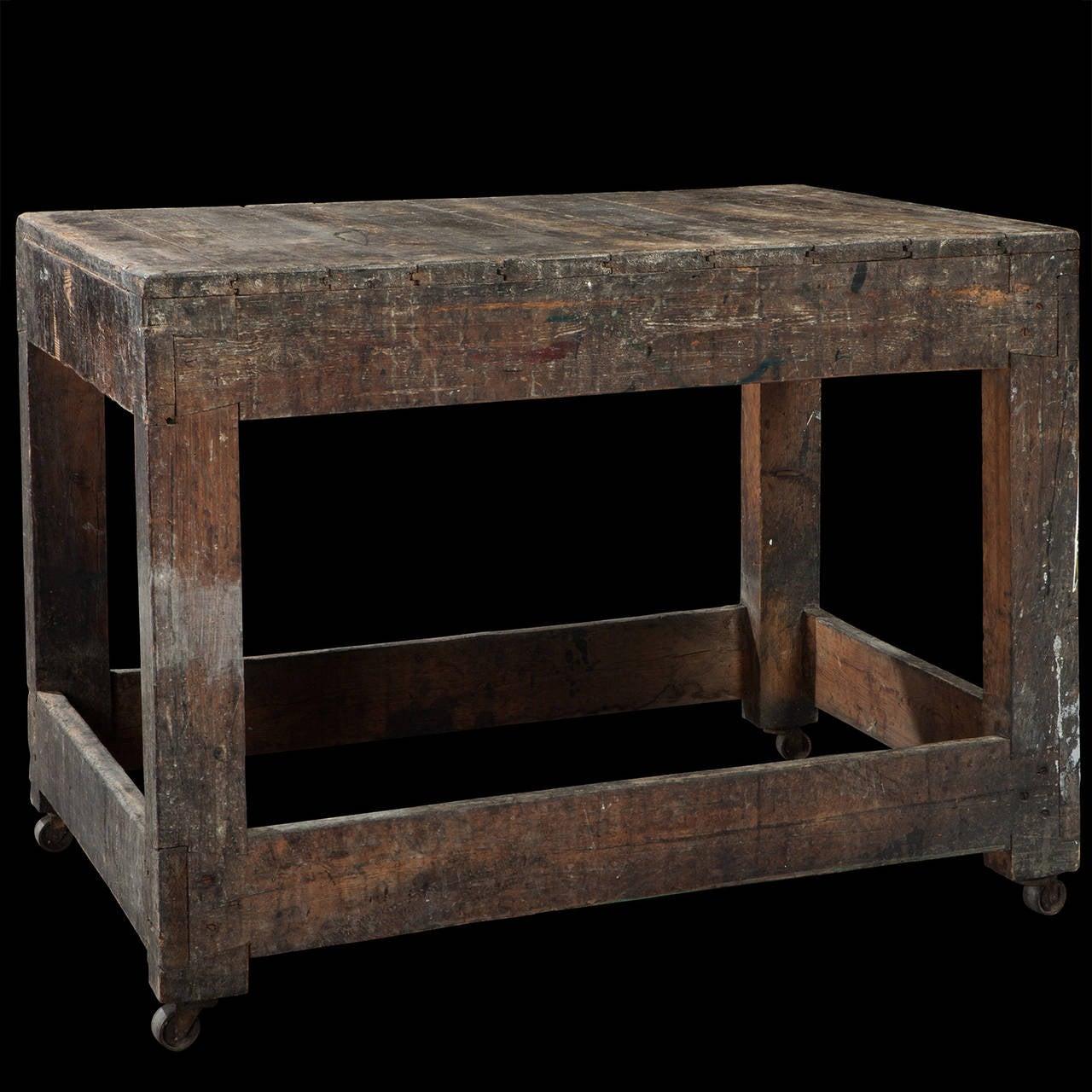 Primitive Side Table at 1stdibs : PRIM26435l from 1stdibs.com size 1280 x 1280 jpeg 163kB