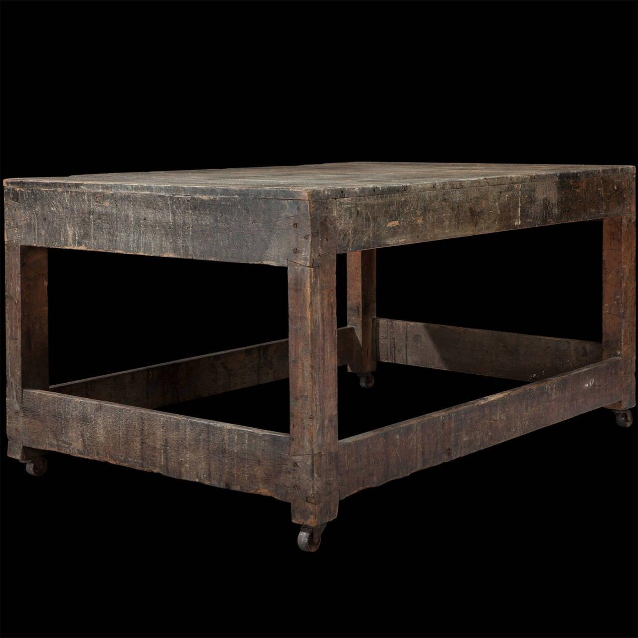 Primitive Side Table at 1stdibs : PRIM2644l from 1stdibs.com size 1280 x 1280 jpeg 120kB