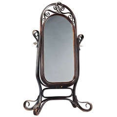 Bentwood Dressing Mirror