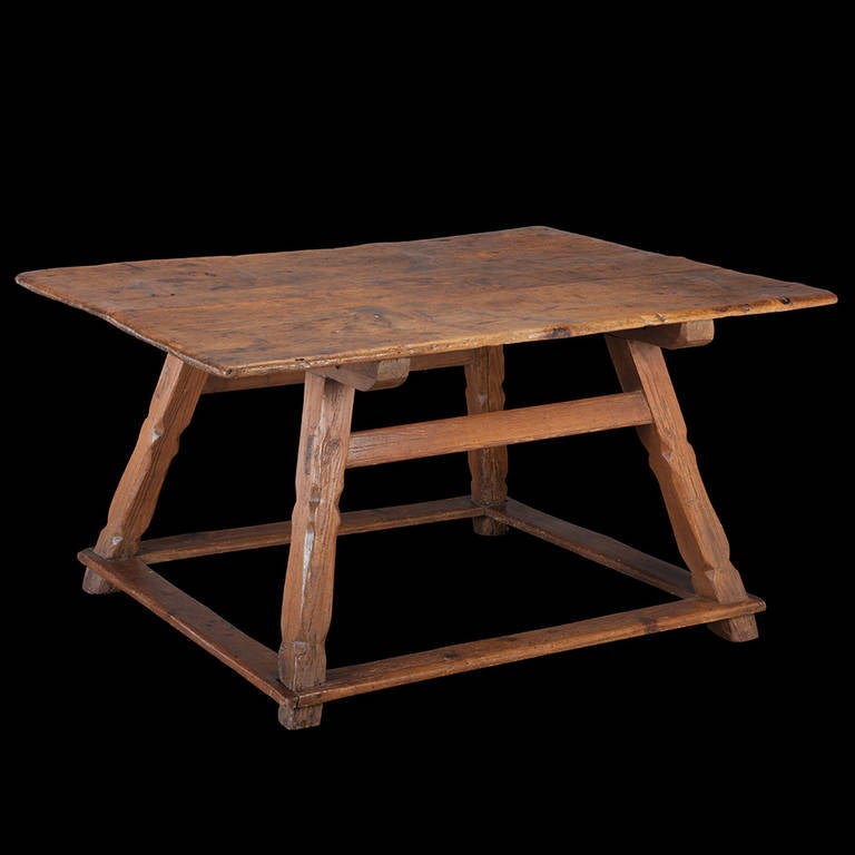this primitive center table is no longer available