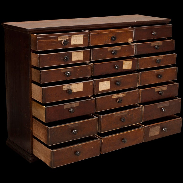 estate office chest of drawers at 1stdibs