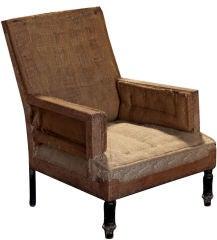 Primitive Simple Lounge Chair