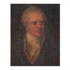 Oil Painting of Country a Gentleman