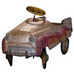Vintage Child's Pedal Car