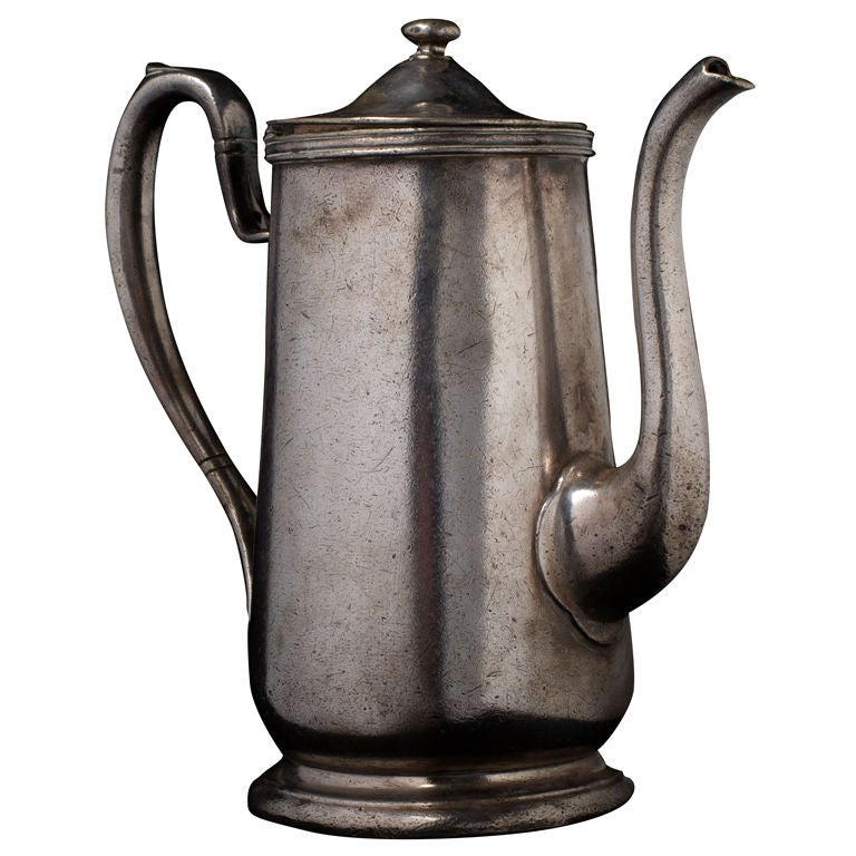 Waldorf astoria hotel silver coffee pot at 1stdibs for Waldorf astoria antiques