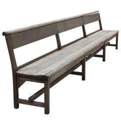 13 Feet Long Outdoor Teak Garden Benches