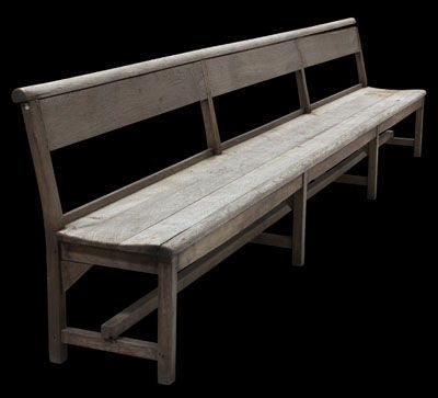 13 Feet Long Outdoor Teak Garden Benches At 1stdibs