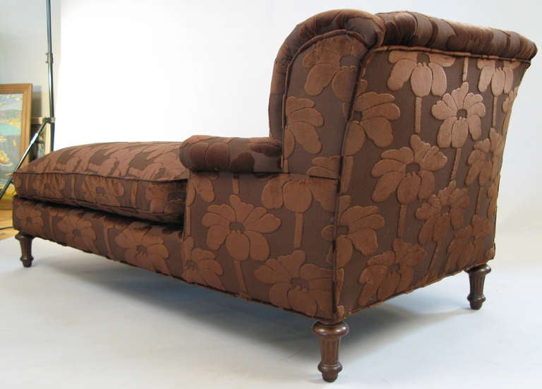 Antique chaise longue from the estate of doris duke at 1stdibs for Antique chaise longues