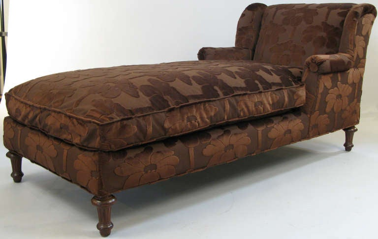 Antique chaise longue from the estate of doris duke at 1stdibs - Antique chaise longue ...