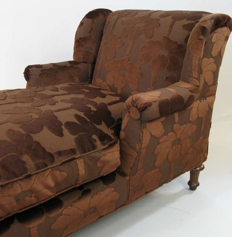 Antique chaise longue from the estate of doris duke at 1stdibs for Antique chaise longue for sale