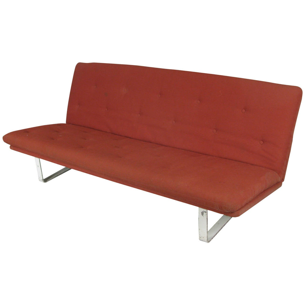 Vintage 1960s Sofa by Kho Liang le for Artifort