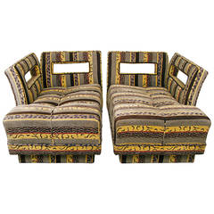 Pair of 1940s Sofas by Grosfeld House