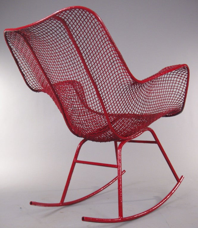 The Sculptura Rocking Chair by Russell Woodard 4