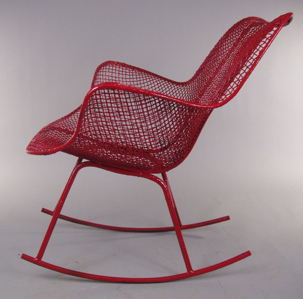 The Sculptura Rocking Chair by Russell Woodard 5