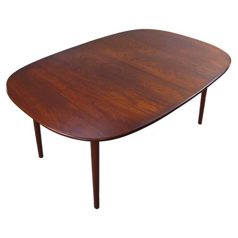 Danish Rosewood Extension Dining Table at 1stdibs : XXX879113520392051 from 1stdibs.com size 768 x 768 jpeg 34kB
