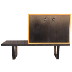 Cabinet/Bench by George Nelson for Herman Miller