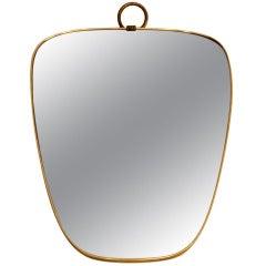 Midcentury French Mirror thumbnail 1