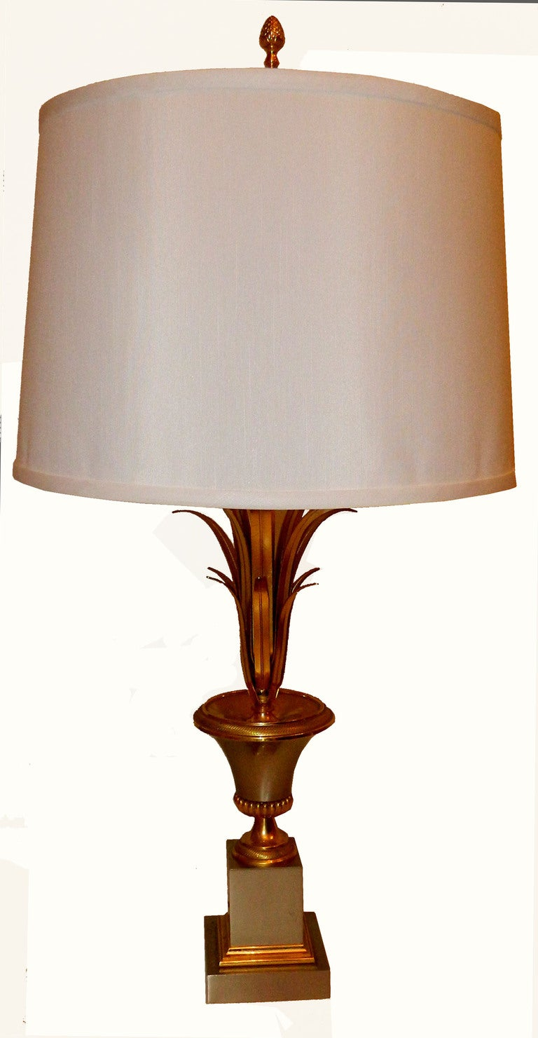 Pair Of Maison Charles Table Lamps For Sale At 1stdibs