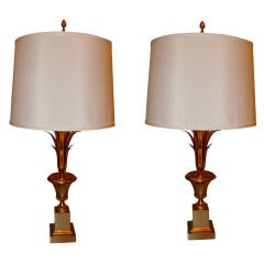 Pair Of Maison Charles Table Lamps thumbnail 1