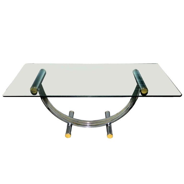 Center Table / Console by Romeo Rega