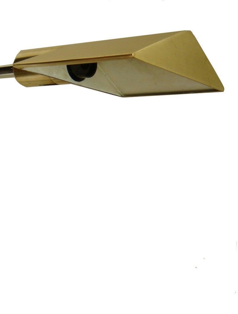 American Pair of Floor Lamp by Cedric Hartmann For Sale