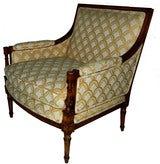 Rare and Huge Bergere by Maison JANSEN thumbnail 3
