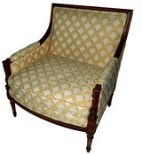 Rare and Huge Bergere by Maison JANSEN thumbnail 5