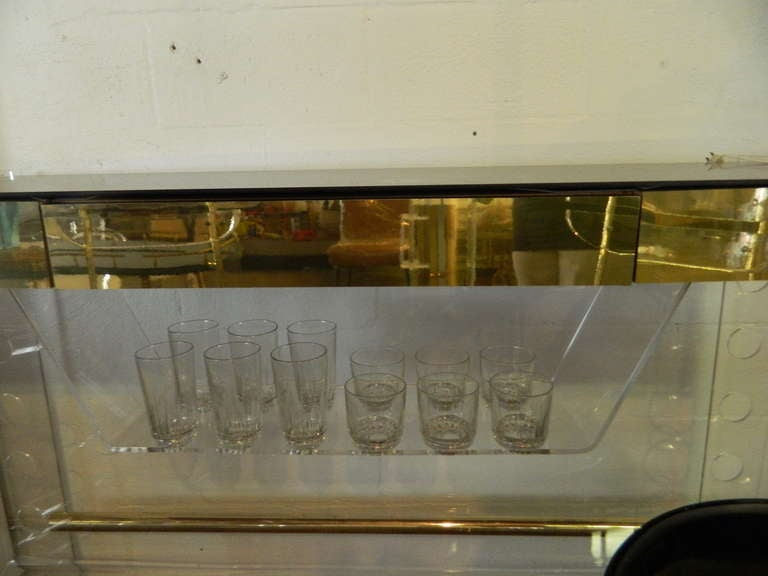 Lucite Bar For Sale 3