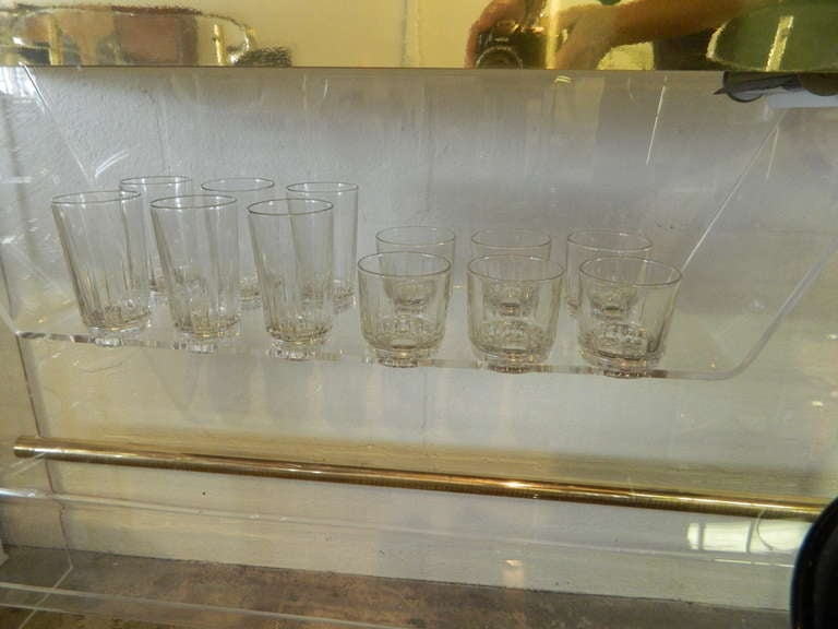 Lucite Bar For Sale 4
