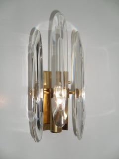 Pair of 1960s Italian Sconces