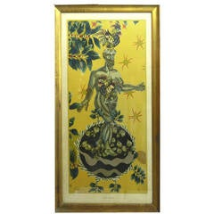 Jean Lurcat Lithography