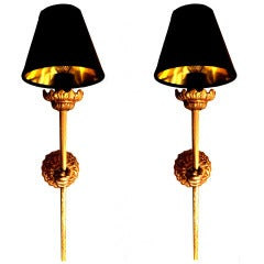Pair of Neoclassical French Sconces