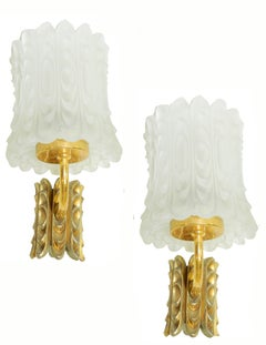 Three Pairs of French Sconces, Priced by Pair