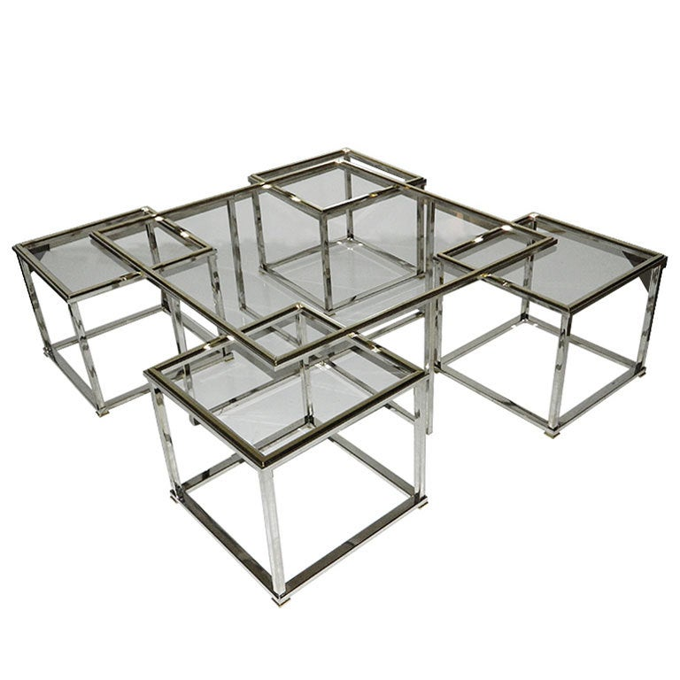 Maison Jean Charles Huge Coffee Table