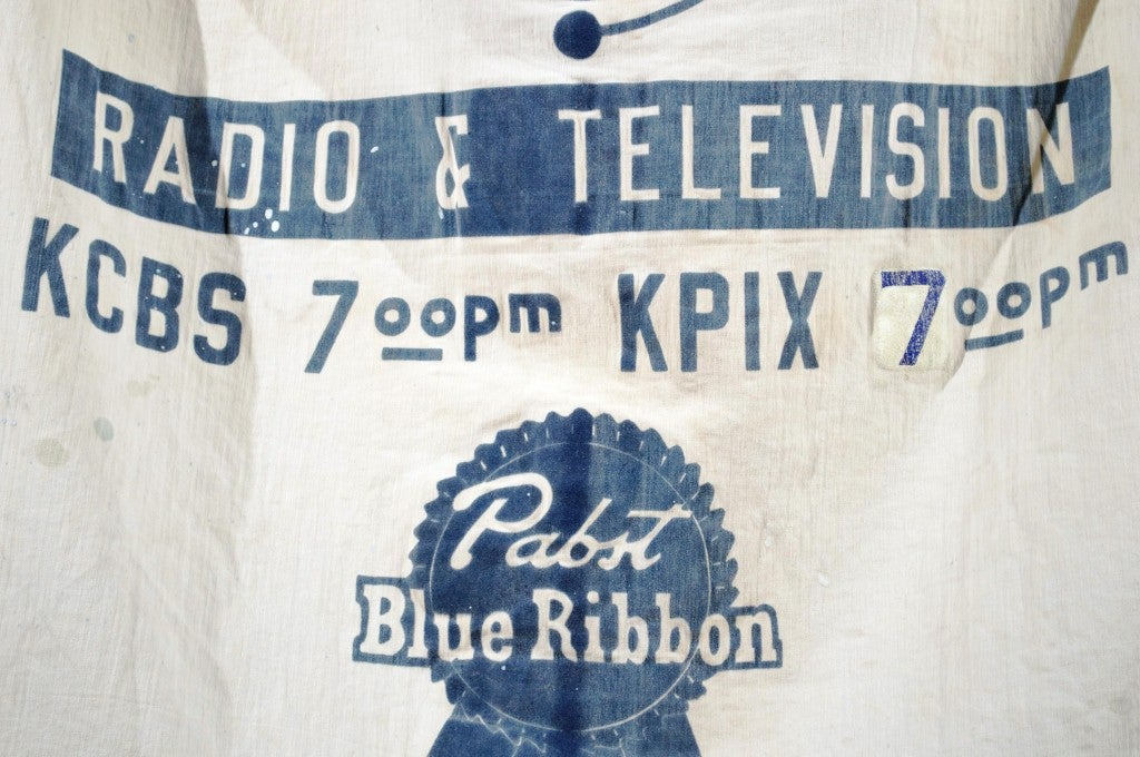 """Pabst Blue Ribbon Beer """"FIGHT NITE""""  Banner image 5"""