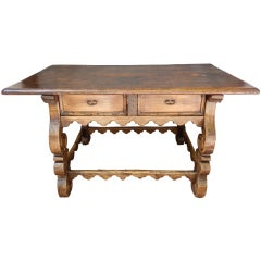 2 Drawer Spanish Colonial Table