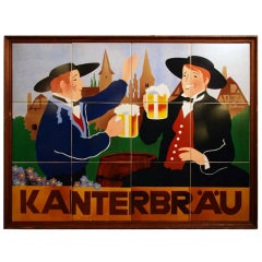 Kanterbrau Beer Advertising