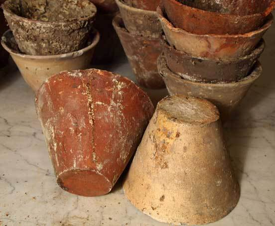 Terra Cotta Resin Pots For Sale At 1stdibs